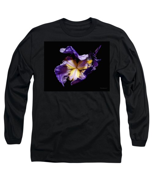 Grandma's Iris's  Long Sleeve T-Shirt