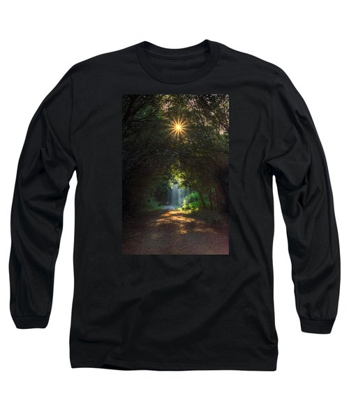Long Sleeve T-Shirt featuring the photograph Grandmother's Grace by William Fields