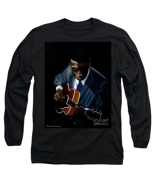 Grant Green Long Sleeve T-Shirt