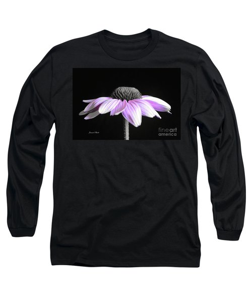 Grape Mist Long Sleeve T-Shirt