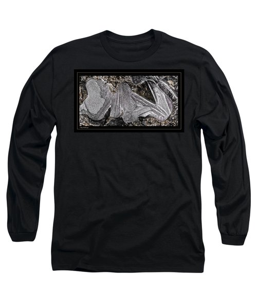 Graphic Ice Long Sleeve T-Shirt