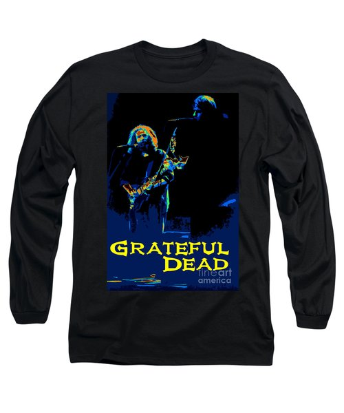 Grateful Dead - In Concert Long Sleeve T-Shirt
