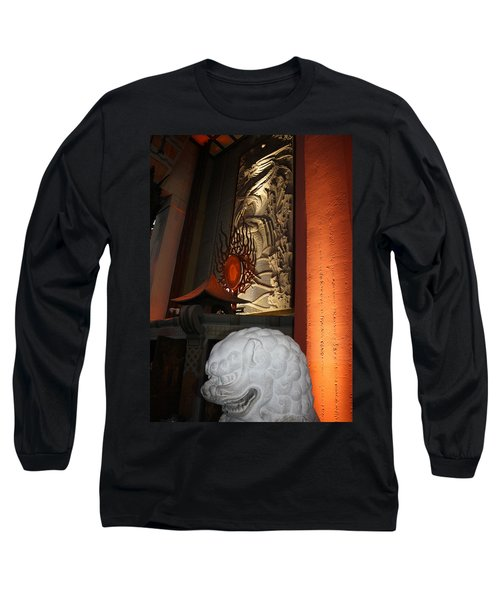 Grauman's Chinese Theatre Long Sleeve T-Shirt