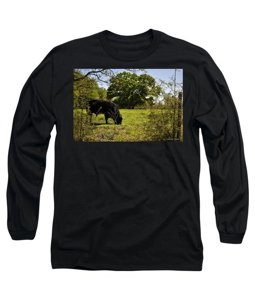 Grazing Alabama Long Sleeve T-Shirt by Verana Stark