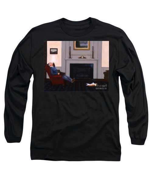 Great Minds Think Alike Long Sleeve T-Shirt