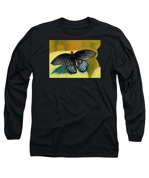 Great Mormon Long Sleeve T-Shirt by Pattie Wall