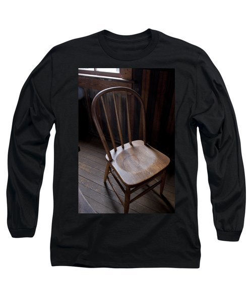 Great Old Chair Long Sleeve T-Shirt