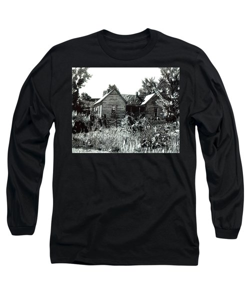 Greatgrandmother's House Long Sleeve T-Shirt