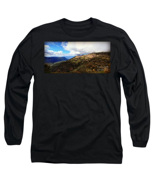 Greece Countryside Long Sleeve T-Shirt
