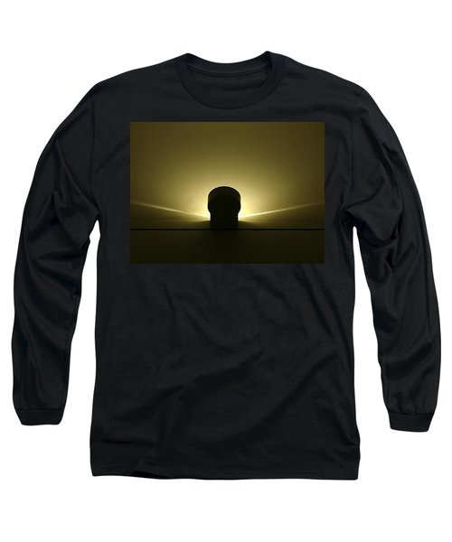 Long Sleeve T-Shirt featuring the photograph Self-hypnosis by John Glass