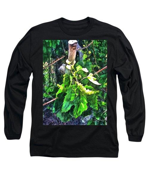 Grow Positively Long Sleeve T-Shirt