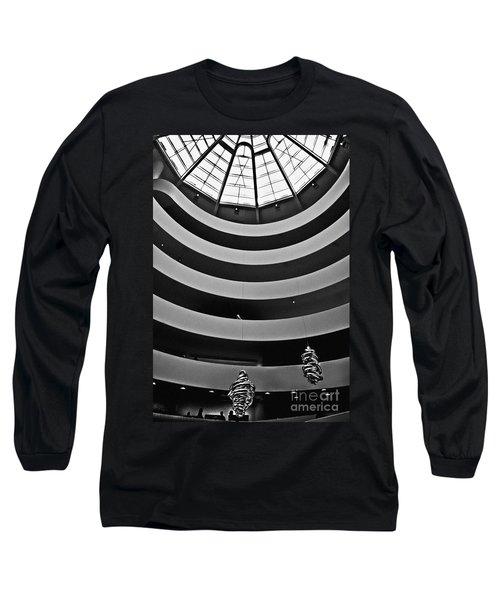Guggenheim Museum - Nyc Long Sleeve T-Shirt