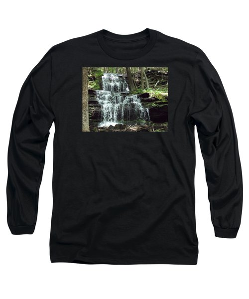 Gun Brook Falls Long Sleeve T-Shirt