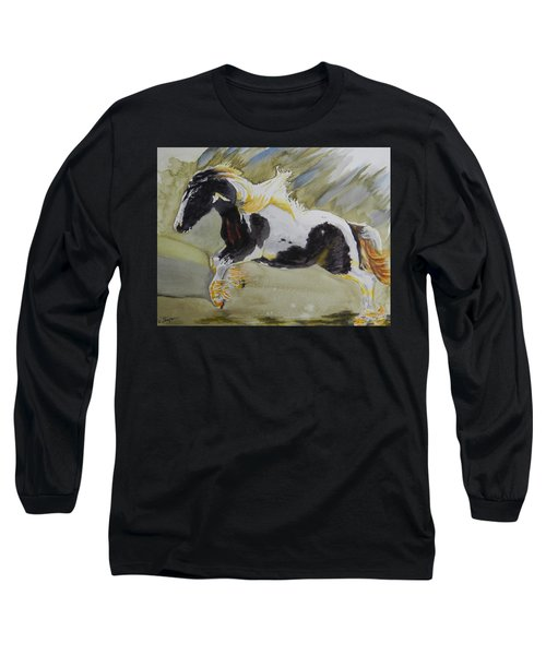 Gypsy Princess Long Sleeve T-Shirt
