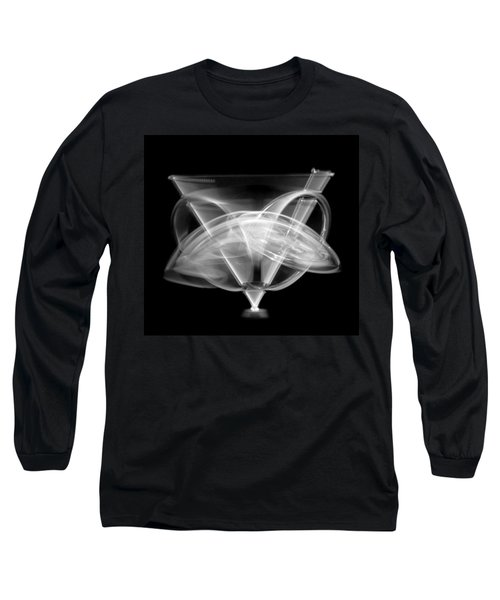 Long Sleeve T-Shirt featuring the photograph Gyroscope by Jim Hughes