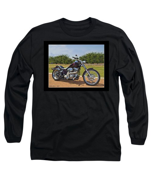 H-d_b Long Sleeve T-Shirt