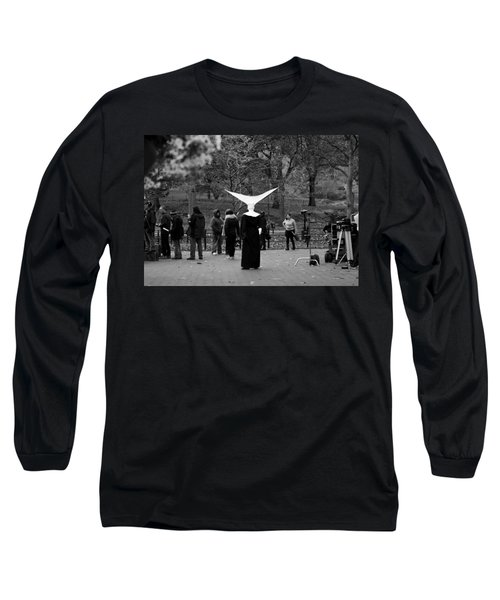 Habit In Central Park Long Sleeve T-Shirt