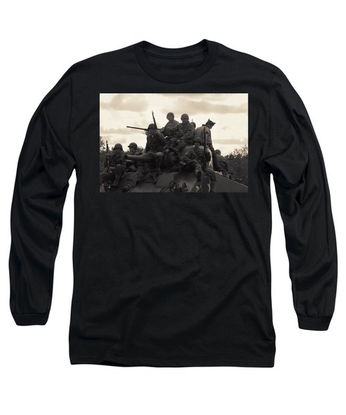 Hail To The Victors Long Sleeve T-Shirt