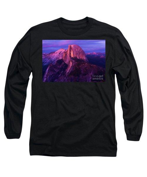 Half Dome Glow Long Sleeve T-Shirt