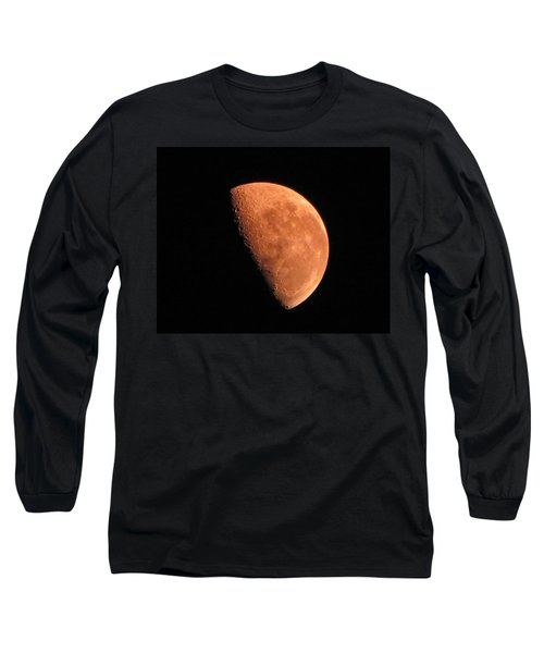 Half Moon Long Sleeve T-Shirt
