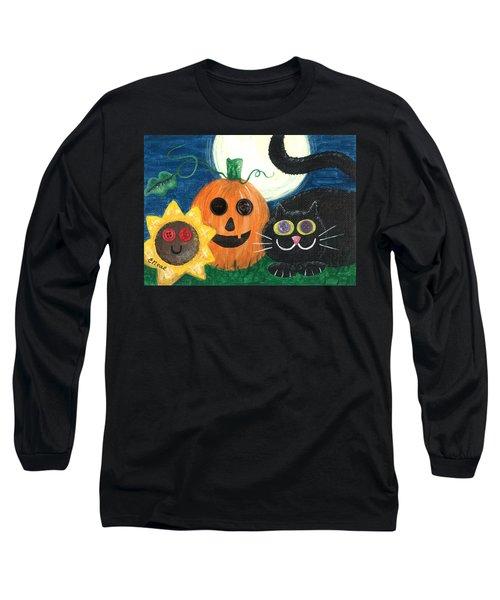 Halloween Fun Long Sleeve T-Shirt