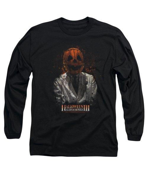 Halloween IIi - H3 Scientist Long Sleeve T-Shirt