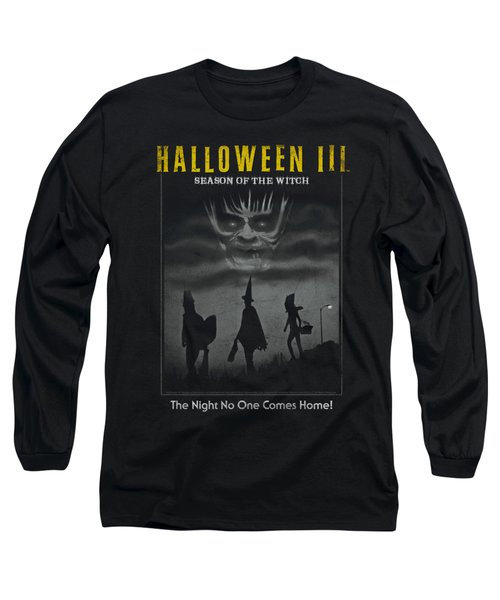 Halloween IIi - Kids Poster Long Sleeve T-Shirt