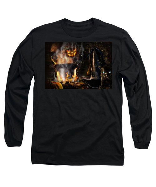 Halloween' Spirit Long Sleeve T-Shirt