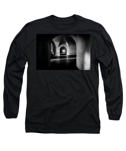 Halls Long Sleeve T-Shirt