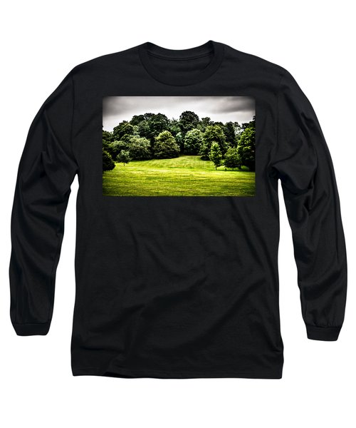 Hampstead Heath Greens Long Sleeve T-Shirt