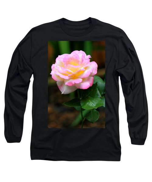 Hand Picked For You Long Sleeve T-Shirt by Deborah  Crew-Johnson