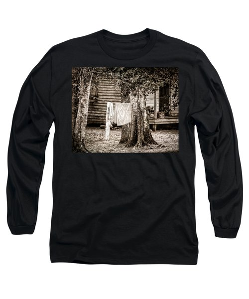 Hangin' Out Long Sleeve T-Shirt