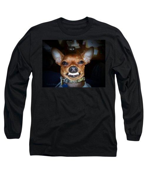 Happy Max Long Sleeve T-Shirt
