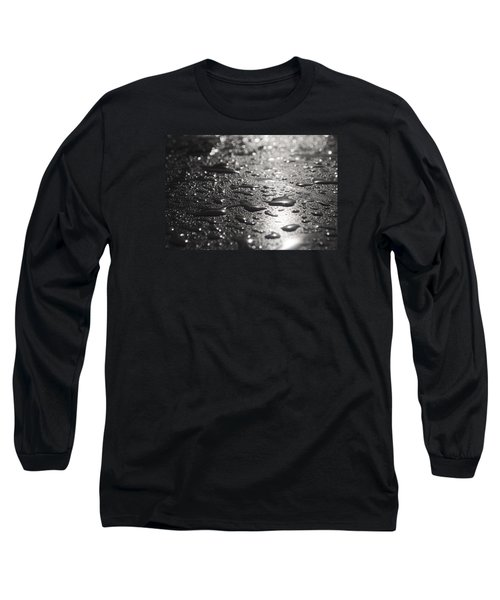 Long Sleeve T-Shirt featuring the photograph Hard And Soft by Miguel Winterpacht