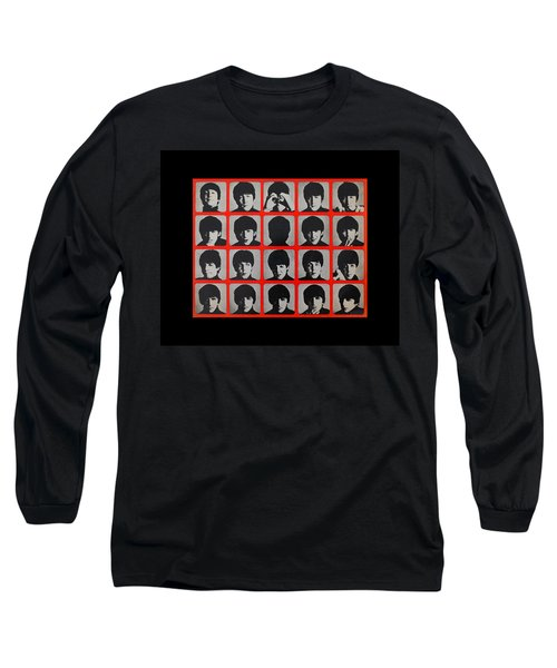 Hard Days Night Long Sleeve T-Shirt