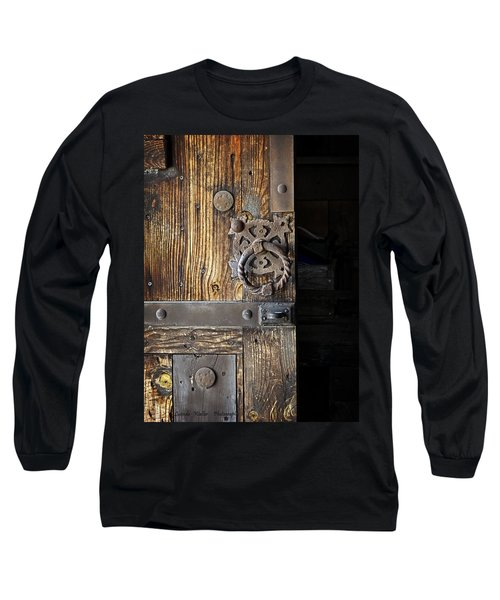 Hardware Long Sleeve T-Shirt