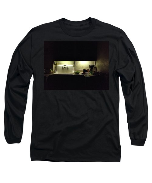 Harlem Sink Long Sleeve T-Shirt by H James Hoff