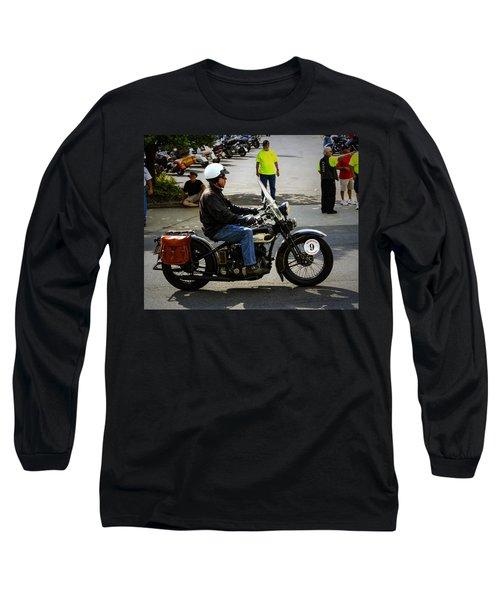 Harley 9 Long Sleeve T-Shirt
