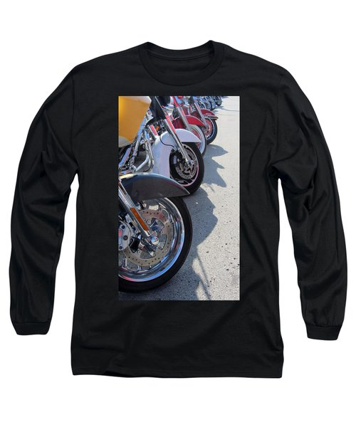 Harley Line Up 1 Long Sleeve T-Shirt