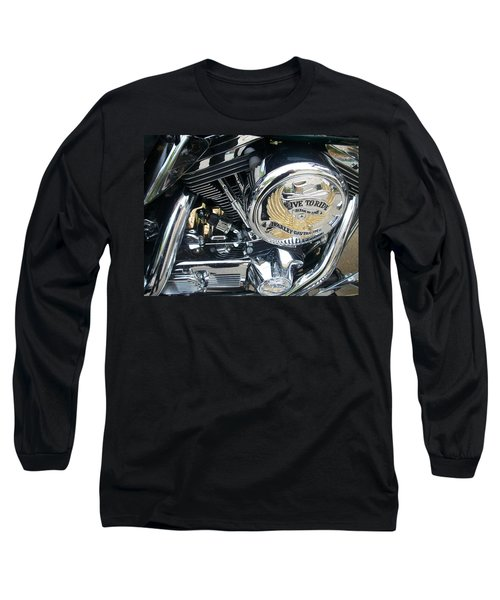 Harley Live To Ride Long Sleeve T-Shirt