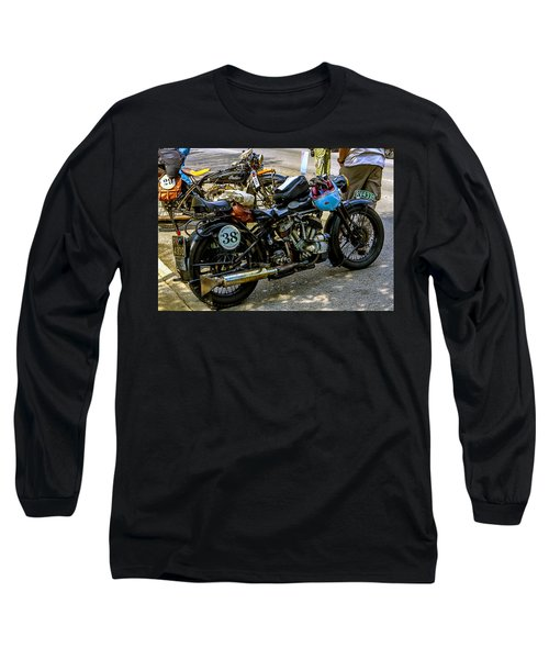 Harleys And Indians Long Sleeve T-Shirt