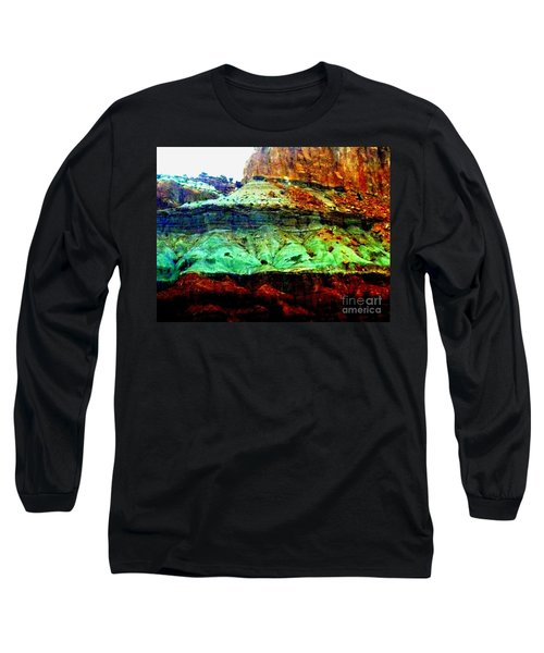 Harmony Of  Rock Long Sleeve T-Shirt