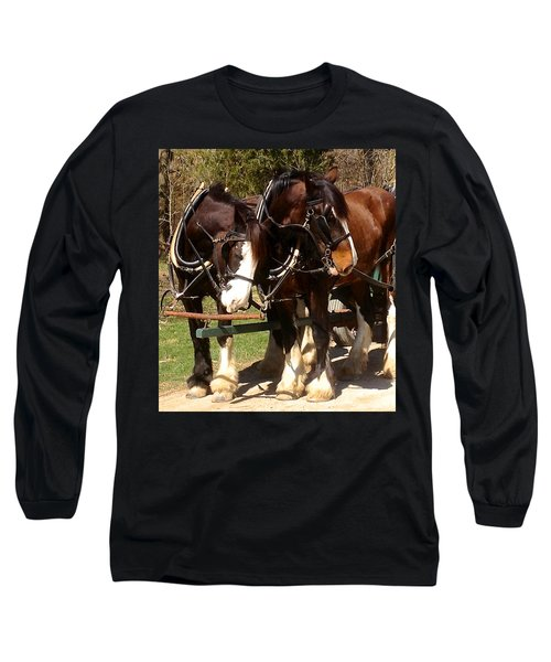 Harness Partners Long Sleeve T-Shirt