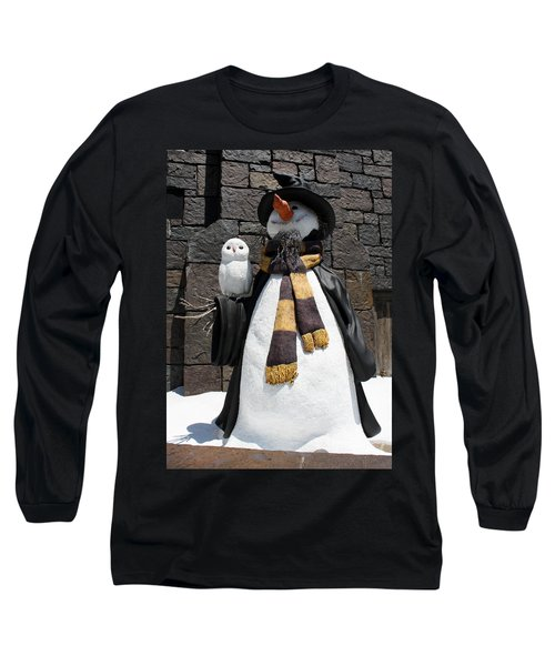 Harry Christmas Long Sleeve T-Shirt