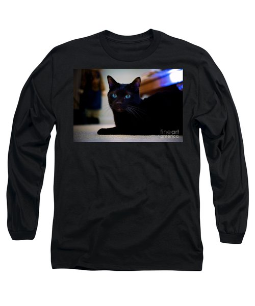 Havana Brown Cat Long Sleeve T-Shirt