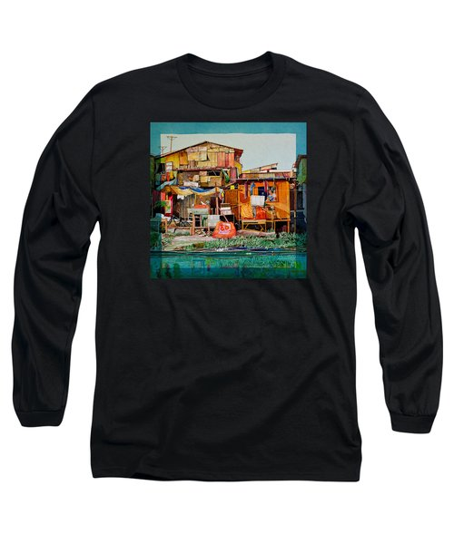 House Of Reused Building Materials Long Sleeve T-Shirt