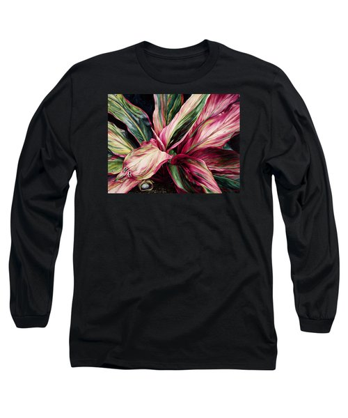 Hawaiian Prayer Long Sleeve T-Shirt