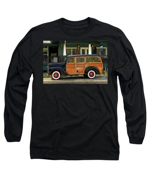 Hawaiian Woody Long Sleeve T-Shirt