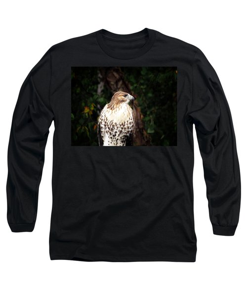 Long Sleeve T-Shirt featuring the photograph Hawkeye by Greg Simmons