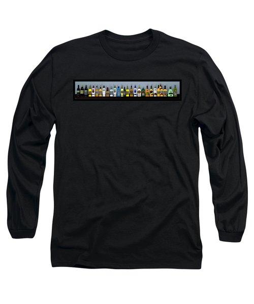 Hazy Memories... Long Sleeve T-Shirt